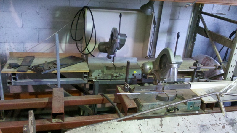 Elu mitre saw, Alloy/Wood 12