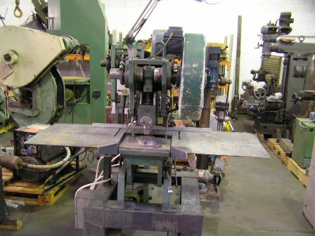 Power press Exacta 6 ton  deap throat, tidy