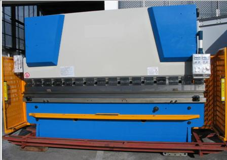 Press Brake 125T x 3.2m, 2.6m between columns New